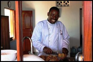 Zanzibar bungalow et villa louer for Cuisinier extra
